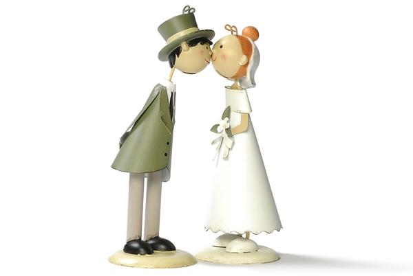 Knutschis Brautpaar 2 Bild